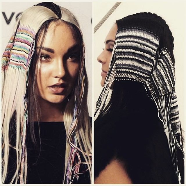 Vlasové tapiserie