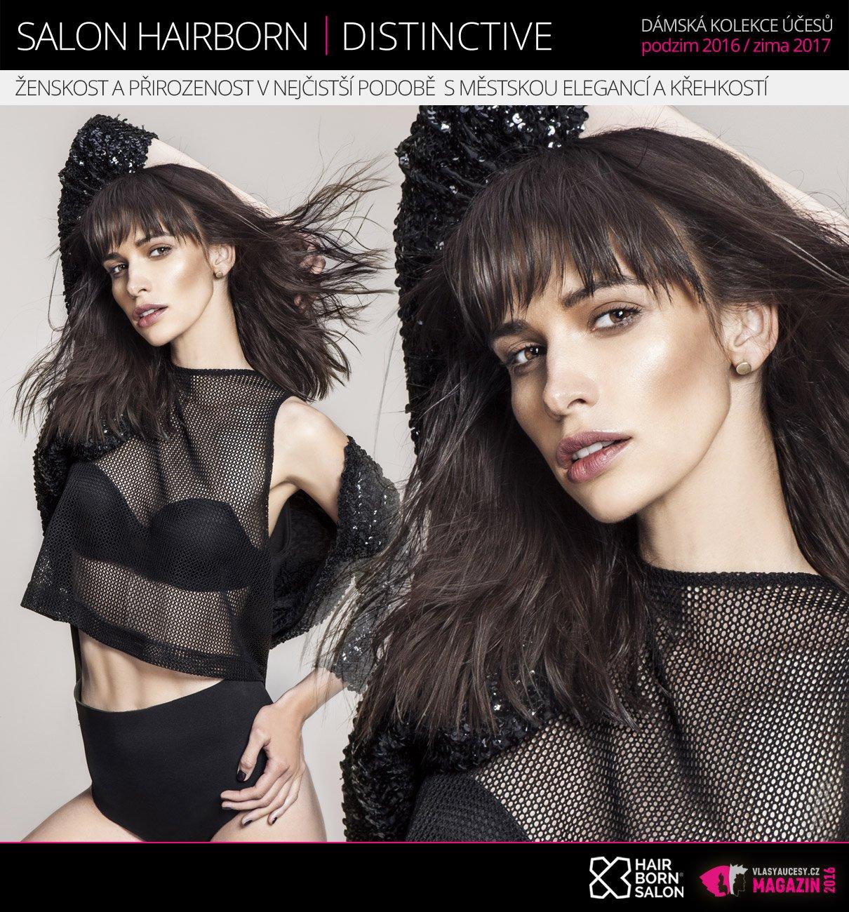 Dámská kolekce Hairborne - trendy dámských účesů 2016 - Blog ... a76ac7c47d0